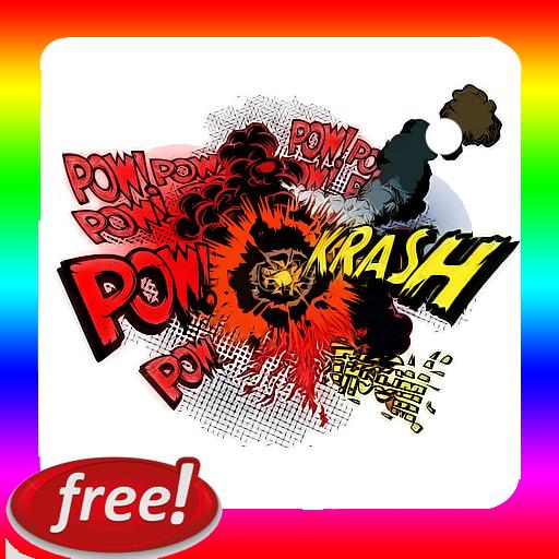 娱乐の爆発や発破音 LOGO-記事Game