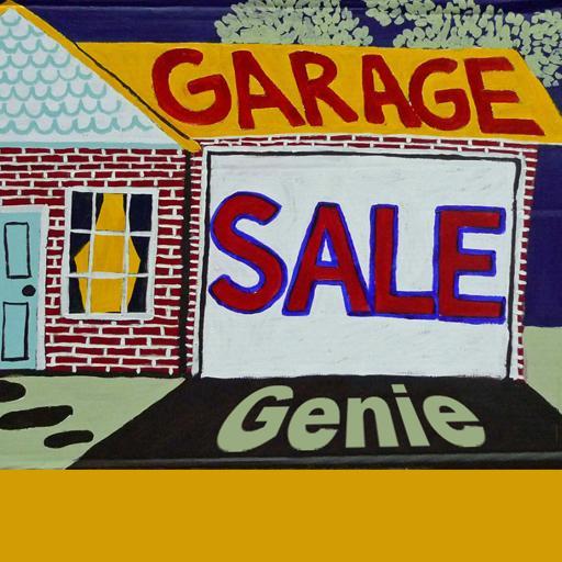 Garage Sale Genie LOGO-APP點子