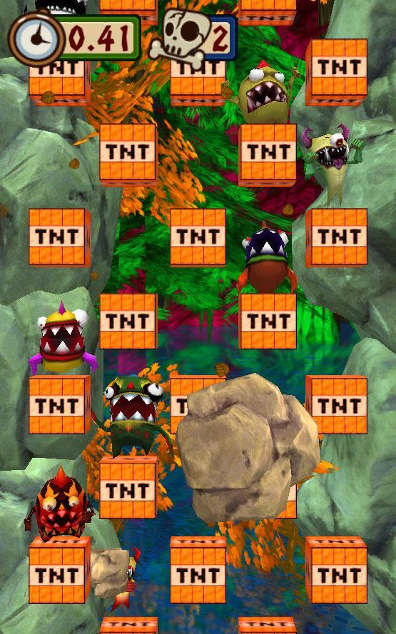 Smash Micro Monster - screenshot