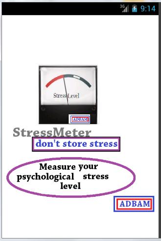 Adbam StressMeter - Free