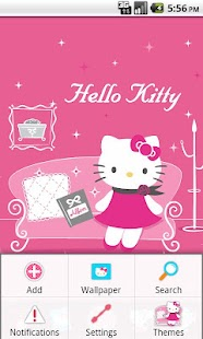 Hello Kitty Miss You Theme- screenshot thumbnail