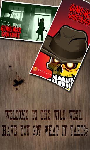 幽灵枪手想死亡或 活着 : 牛仔行动拍摄风格瓶拍游戏在老西