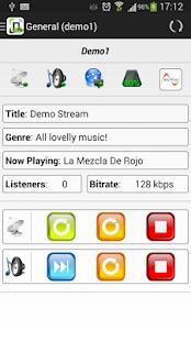 AirCast Control Lite – Miniaturansicht des Screenshots