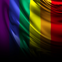 Gay Flag Wallpaper - Ripple icon
