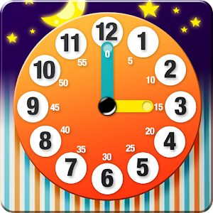 Learning to tell time is fun.apk 1.1