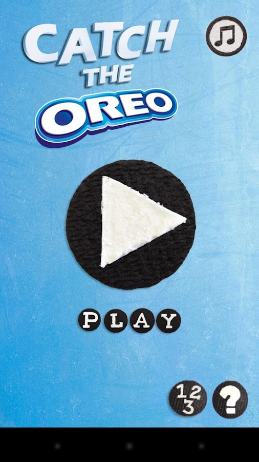 Catch The Oreo- screenshot