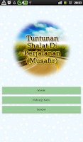 Screenshot of Tuntunan Shalat di Perjalanan