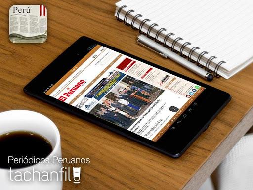 【免費新聞App】Periódicos Peruanos-APP點子