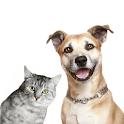 Dog Cat Animal Sounds icon