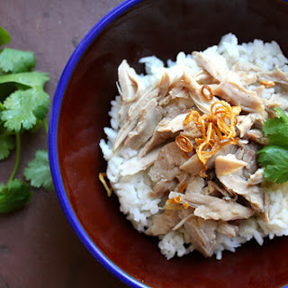 Taiwanese Turkey Rice (Leftovers Welcome).