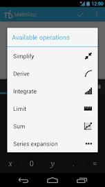 MathStep Screenshot 4