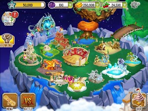 11 Dragon City App screenshot