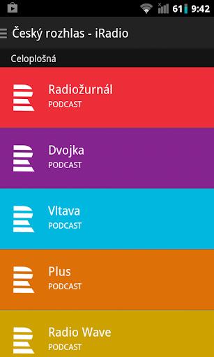 Český rozhlas - iRadio