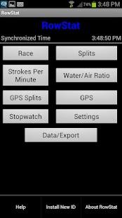 RowStat Lite- screenshot thumbnail