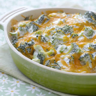 Broccoli Cream Cheese Bake Recipes.