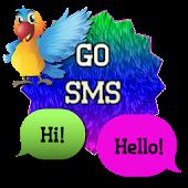 TropicalBirds/GO SMS THEME