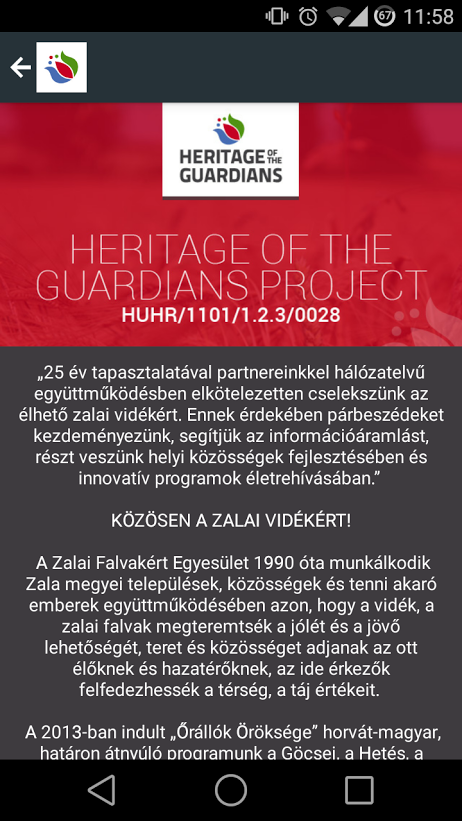 Heritage of the Guardians- screenshot