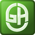 Antivirus Green Head logo