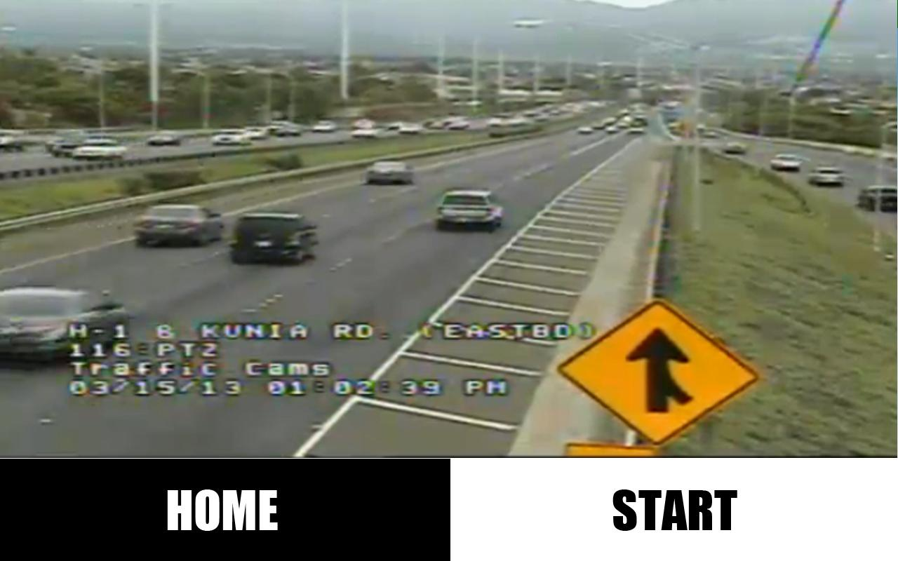 Hawaii Live Traffic Cams - screenshot