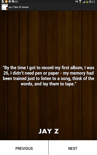 Jay Z Best 20 Quotes