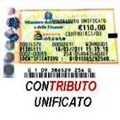 Contributo Unificato Online