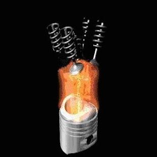 Piston Engine Live Wallpaper3D