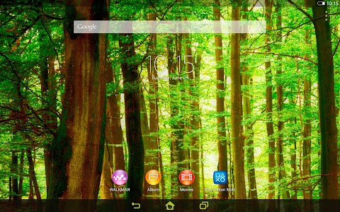 XPERIA™ Forest v1.0.0