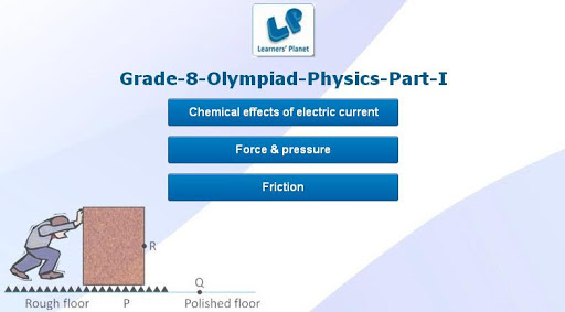 【免費教育App】Grade-8-Olympiad-Phy-Part-1-APP點子