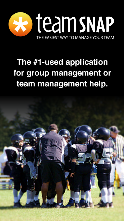 Youth Sports Team Management - screenshot
