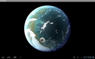 Screenshot of Planet Mars 3D