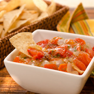 Roasted Veggie Salsa