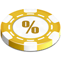 texas hold'em odds calculator app
