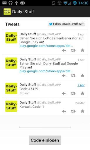 Daily-Stuff