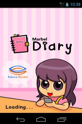 Marbel Diary