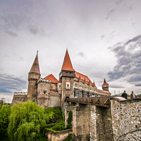 Corvin Castle by Sabin Malisevschi - Buildings & Architecture Public & Historical