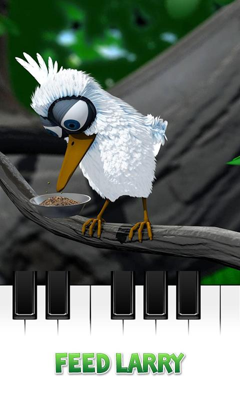 Talking Larry the Bird - screenshot