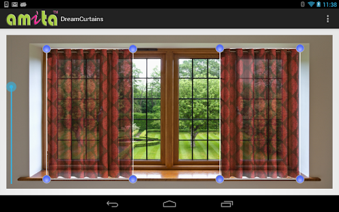 DreamCurtains screenshot