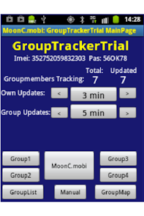 GroupTrackerTrial- screenshot thumbnail