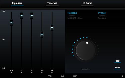 玩免費媒體與影片APP|下載Modern Skin - MV Player Amp app不用錢|硬是要APP