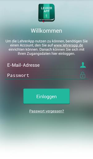 Lehrer App