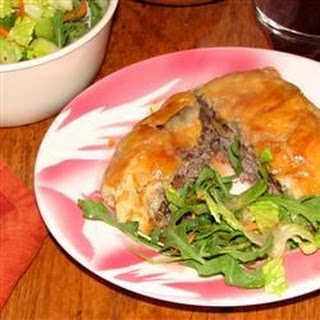 Beefburger Parcels