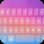 Emoji Keyboard - Dream Blue 3.0 Apk