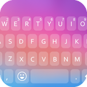 Emoji Keyboard - Dream Blue