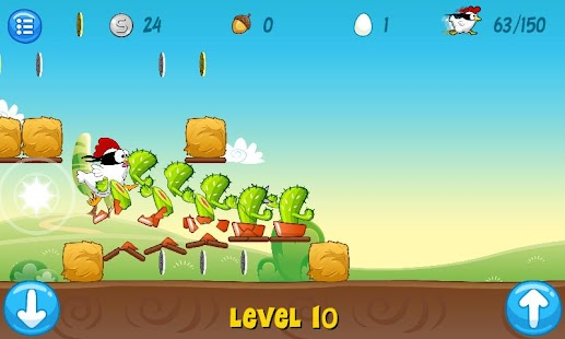 Ninja Chicken Android apk