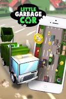 Screenshot of Little Garbage Truck Free