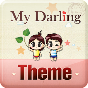 MyDarling Soldier theme for PC and MAC