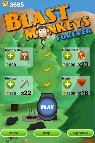 Blast Monkeys Forever Android