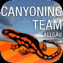 Canyoning Team Allgäu icon