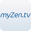 myZen.tv – Well-being partner logo