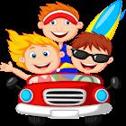 Transport -Cartoon -Puzzle icon